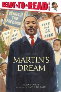 Martin's Dream (Ready to Read)