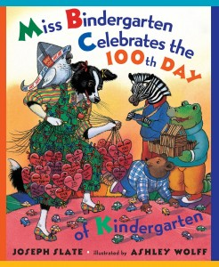 Miss Kindergarten Celebrates the 100th Day