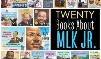 Books about Martin Luther King Jr.