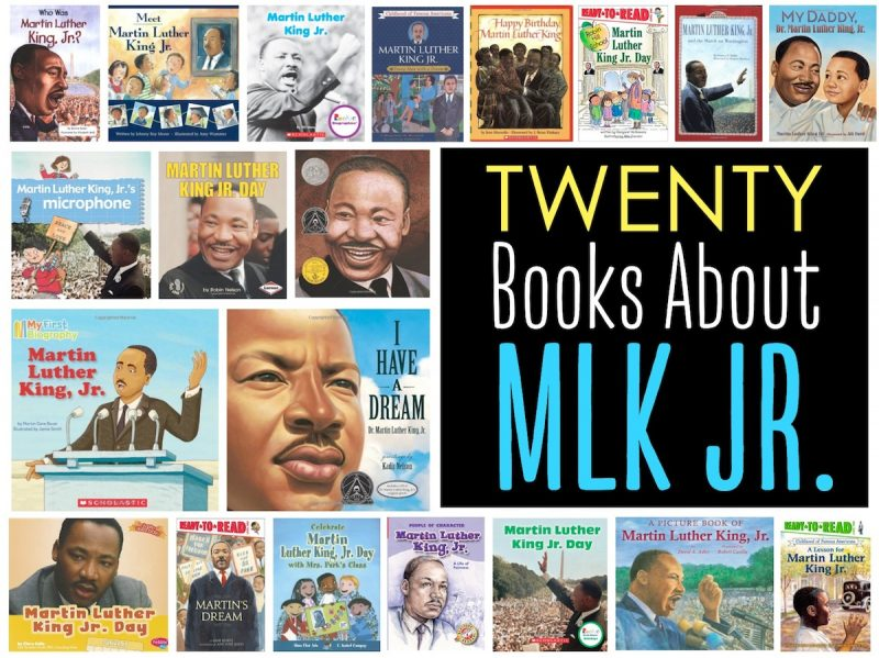 Twenty Books about MLK Jr