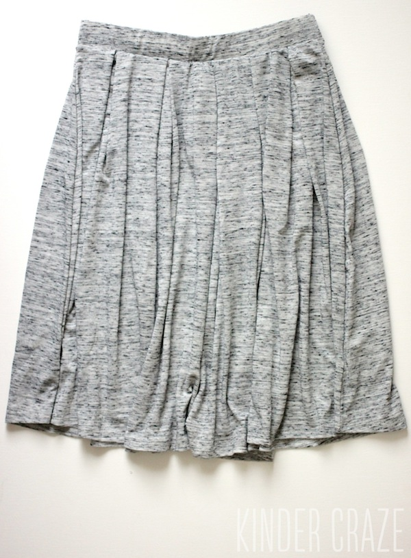 Lyla Skirt from Stitch Fix #stitchfix