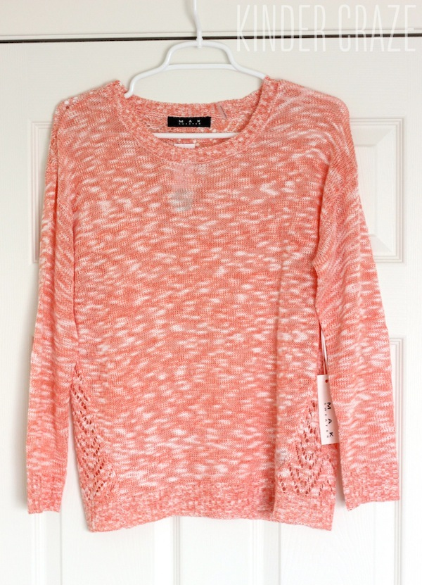 Gilli Airy Knit Sweater from Stitch Fix #stitchfix