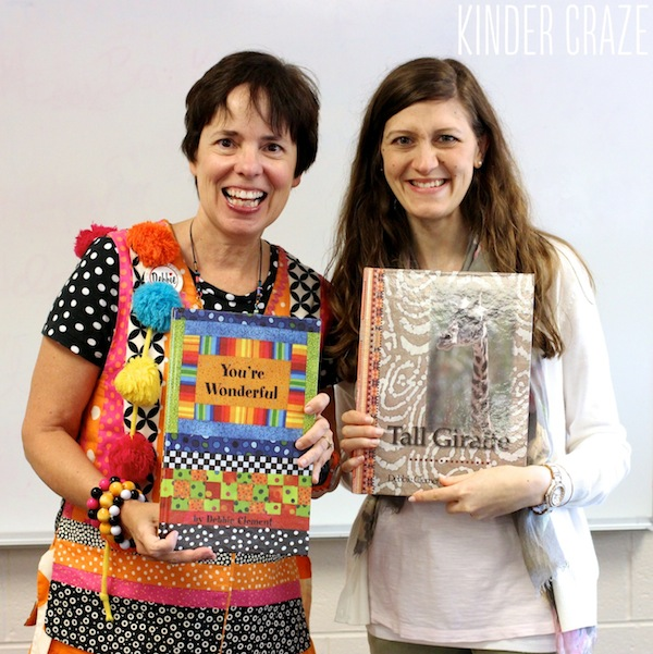 Debbie Clement and Maria Manore Gavin