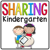 Sharing Kindergarten Button