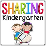 Sharing Kindergarten Button