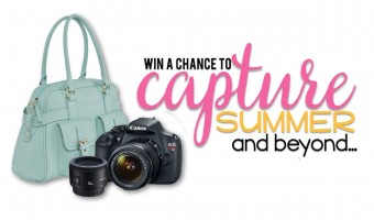 Capture Summer Memories – HUGE Camera Giveaway