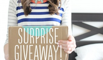 $200 Surprise Stitch Fix Giveaway!
