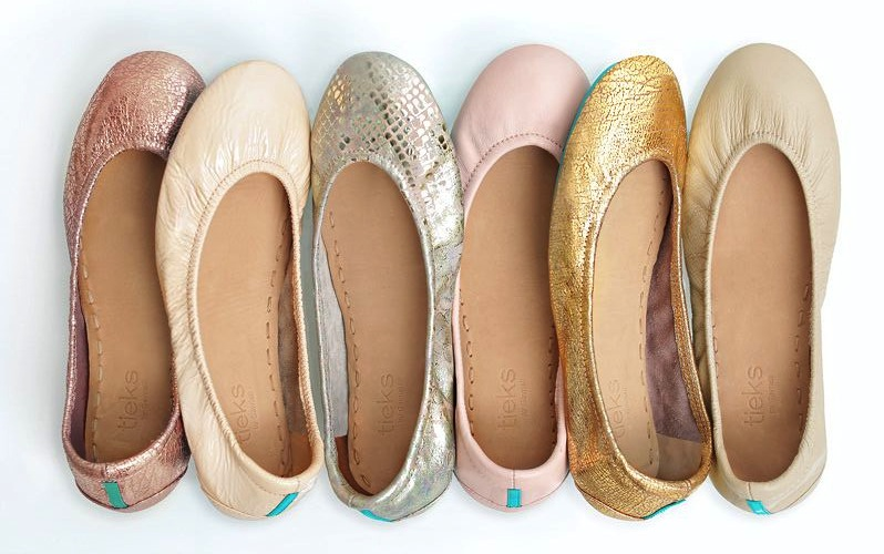 Neutral Tieks ... so many options!