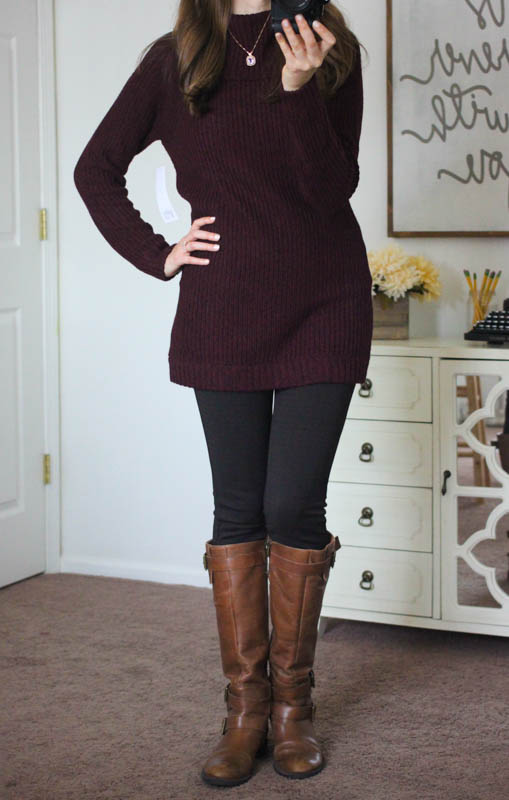 Amberley Cowl Neck Pullover with Reagan Skinny Pant from Stitch Fix