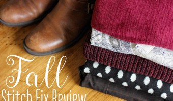 Get Ready for Fall! Stitch Fix Review #27