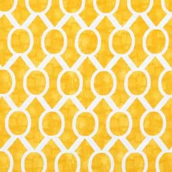 corn yellow duck fabric from Hobby Lobby
