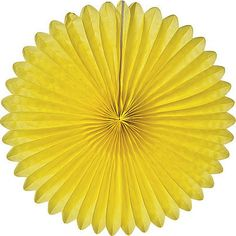 "14"" canary yellow daisy from Schoolgirl Style"