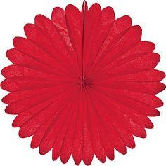 "19"" red daisy - Schoolgirl Style"