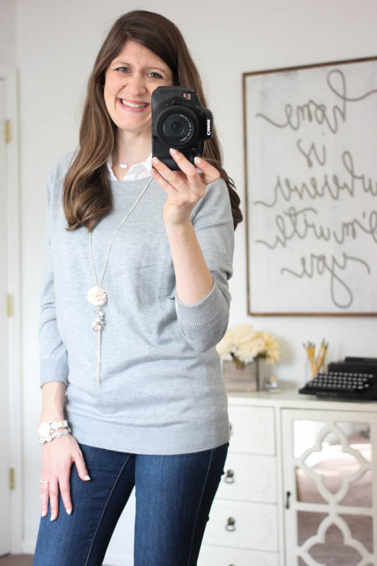 Fierro Elbow Patch Crew Neck Sweater from Brixon Ivy - Stitch Fix
