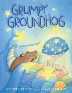 Grumpy Groundhog by Maureen Wright