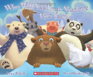 Who Will See Their Shadows This Year? by Jerry Pallotta