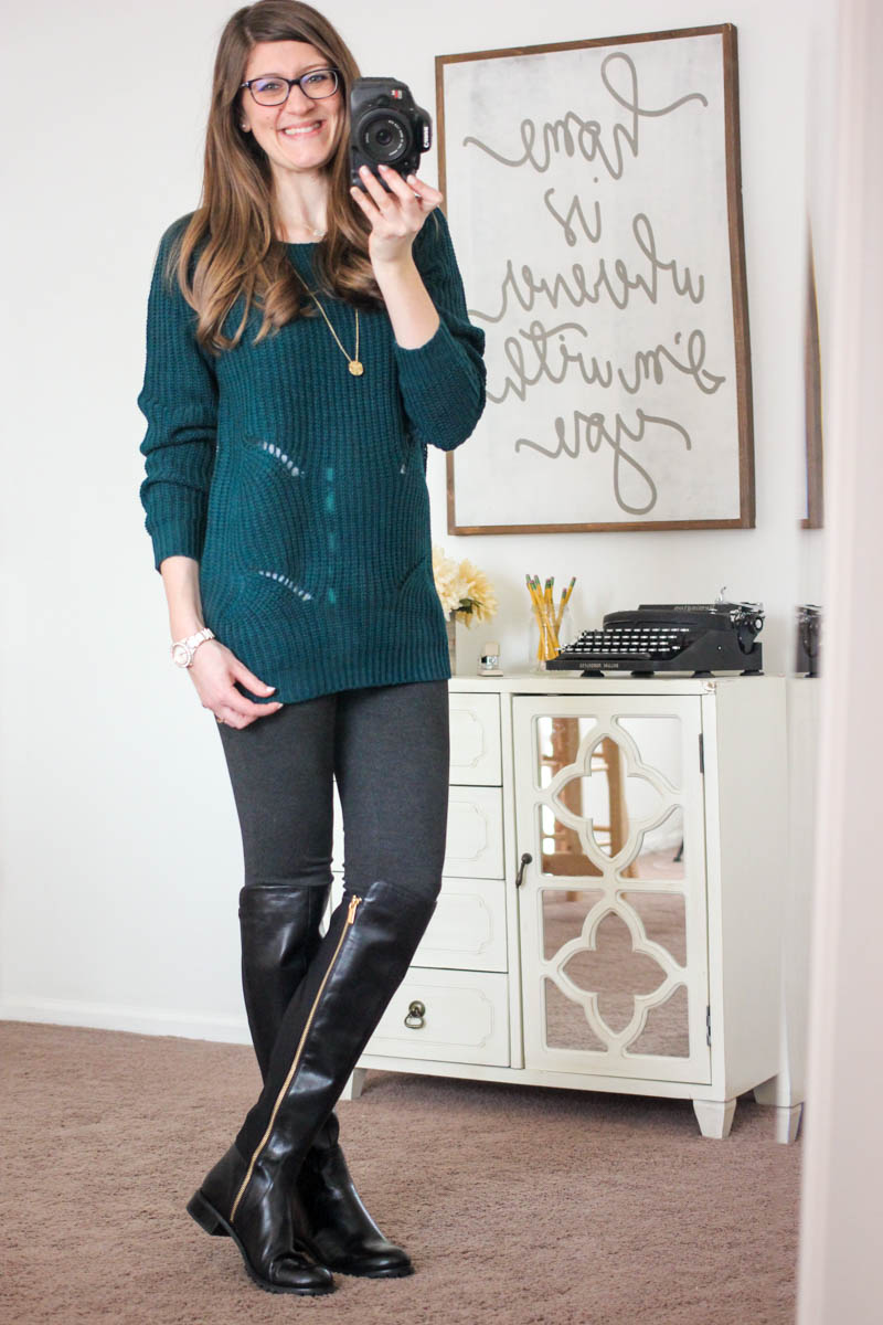 Nori Pullover Sweater from RD Style - December Stitch Fix