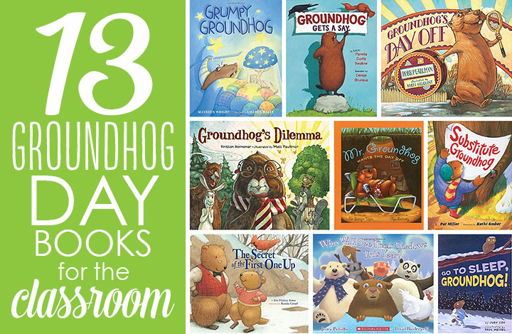 13 Books About Groundhog Day