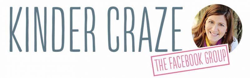 Kinder Craze Facebook Group