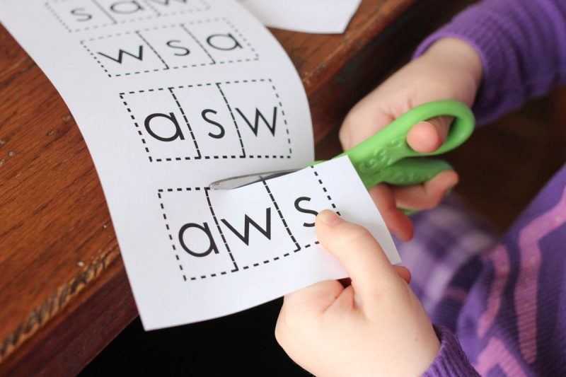 free emergent reader to practice sight words