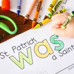 FREE St. Patrick's Day emergent reader
