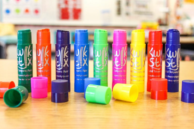 Kwik Stix are my new favorite paints and they will be yours too!