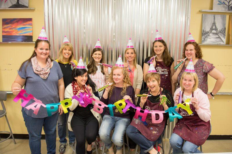 Kinder Craze events for local teachers