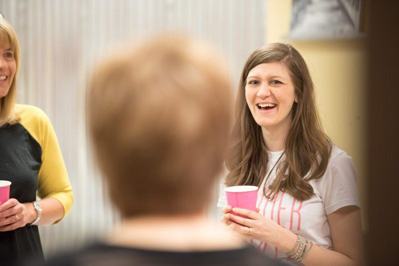 Maria Gavin - Kinder Craze social events for teachers