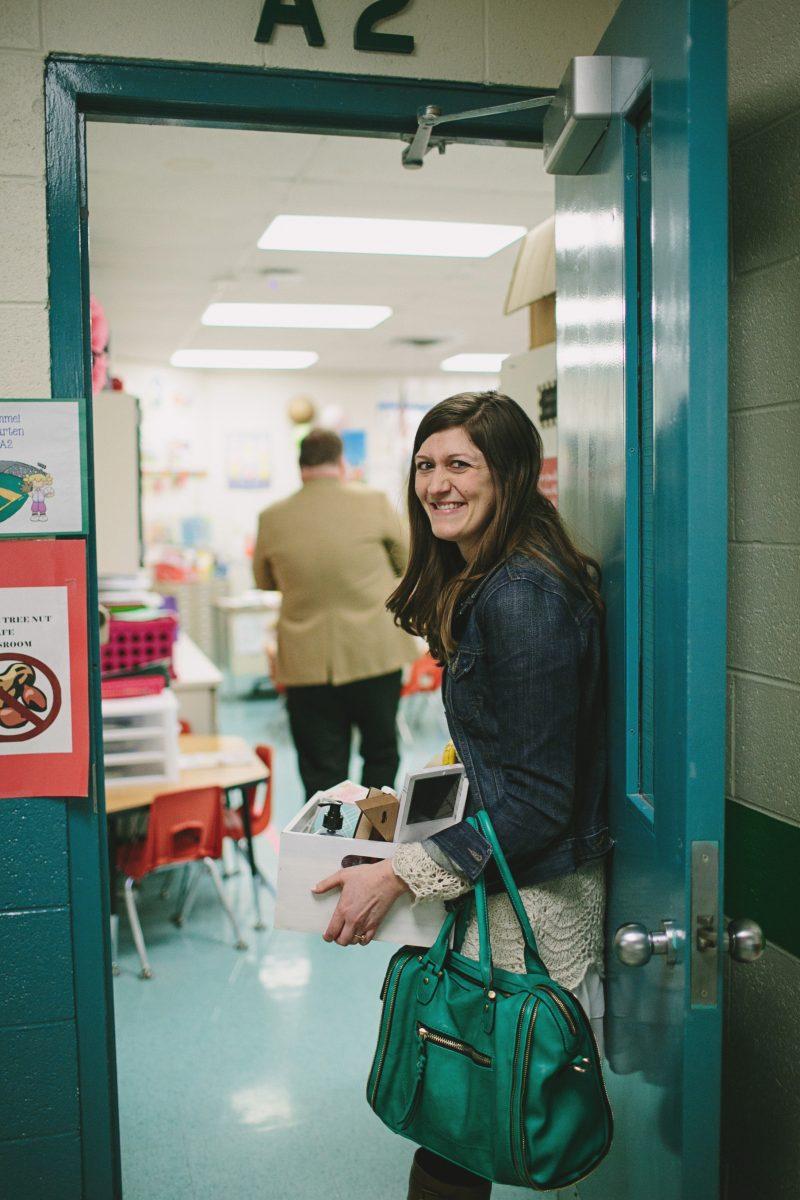 Maria Gavin - Stitch Fix Teacher Appreciation Surprise