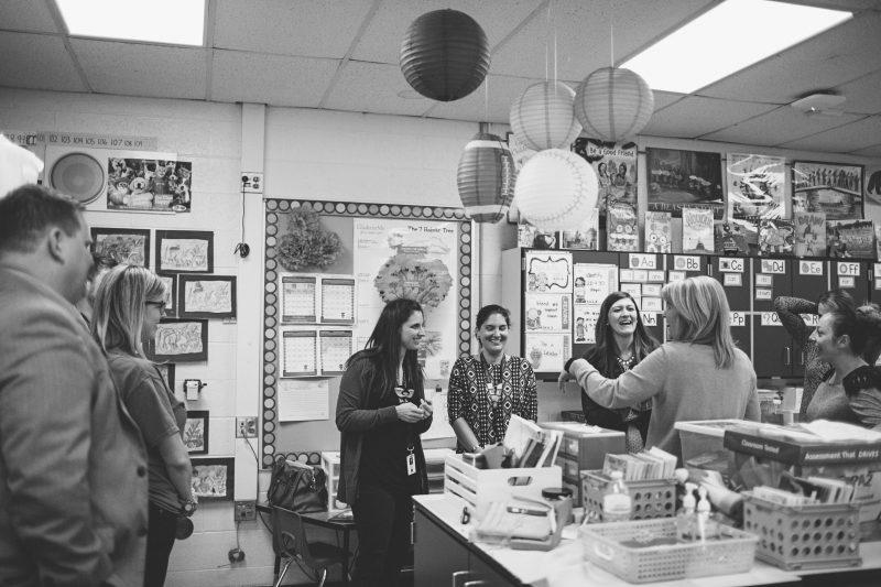 Kinder Craze Stitch Fix Teacher Appreciation Surprise