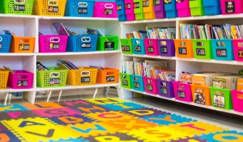How to Build a Classroom Library
