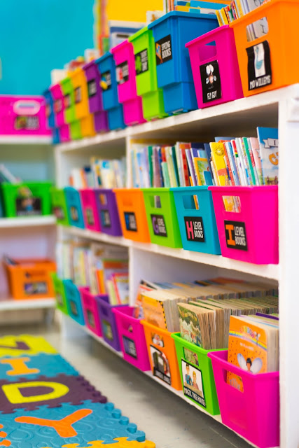 Classroom Library Ideas Kindergarten ~ How to build a classroom library