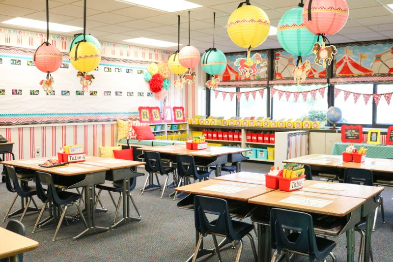 Astrobrights Colorize Your Classroom