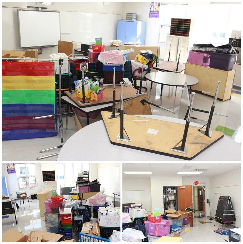 classroom makeover before photos