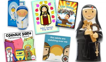 All Saints Day for Kids</br> Kindergarten Classroom Resources