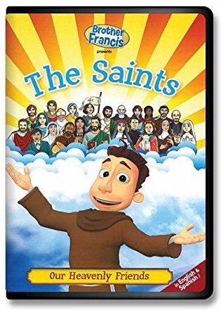 Brother Francis Saints DVD - - All Saints Day for kids