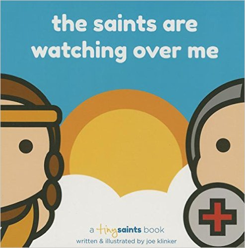 The Saints are Watching Over Me- All Saints Day resources for kids
