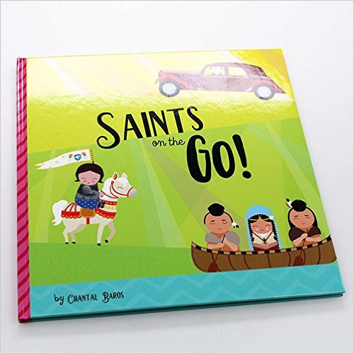 Saints on the Go- All Saints Day resources for kids