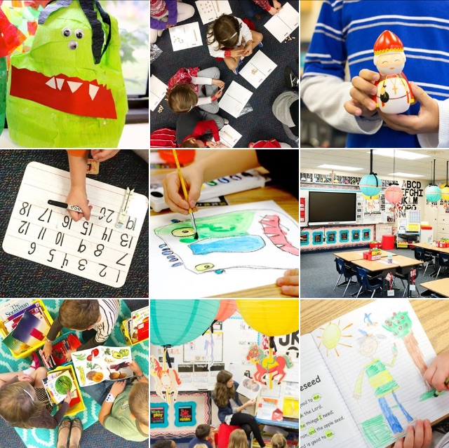 Kinder Craze on Instagram - 15 Must Follow Teacher Instagram accounts