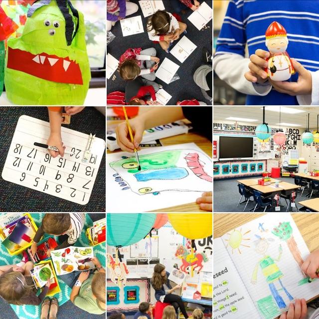 Kinder Craze on Instagram - 15 Must Follow Teacher Instagram accounts