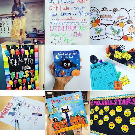 Apples and ABCs - 15 Must Follow Teacher Instagram accounts