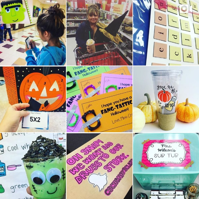 Target Teachers - 15 Must Follow Teacher Instagram accounts
