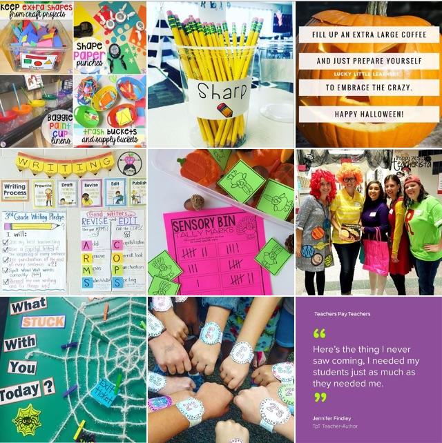 Teachers Pay Teachers - 15 Must Follow Teacher Instagram accounts