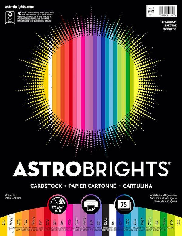 Image result for astrobright cardstock