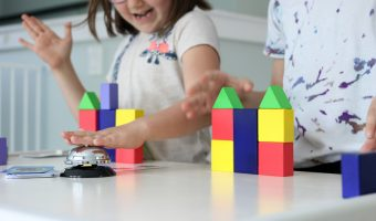 Why I Love Blocks Rock!</br>Engaging STEM Skills Through</br> Hands-On Game Play