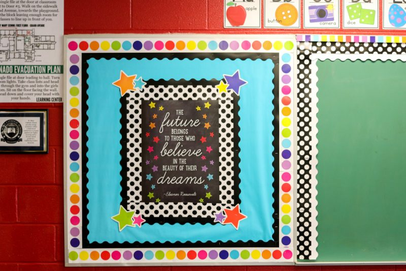 Twinkle Twinkle You're a STAR! classroom theme | classroom library | flexible seating | alternative seating | classroom tour | classroom decor | classroom setup | rainbow classroom theme | back to school | Kinder Craze blog