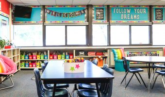Twinkle Twinkle You're A Star! Classroom Design</br> with Schoolgirl Style & Carson-Dellosa