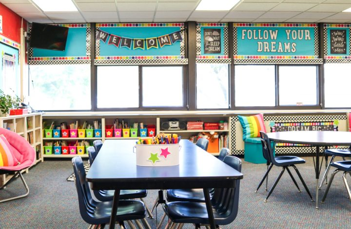 Twinkle Youre A Star Classroom Design With Schoolgirl Style Carson Dellosa