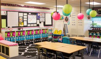 First Grade Classroom Makeover:</br> Come Take a Tour!