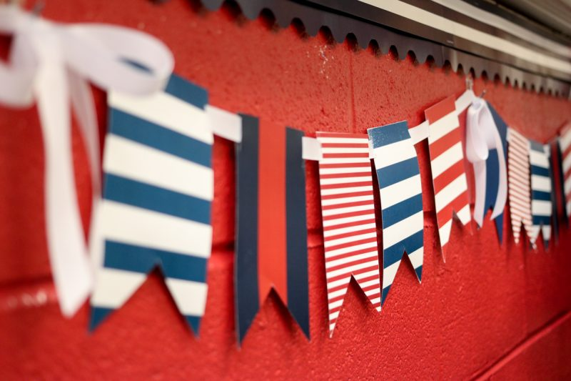Second Grade Nautical Theme Classroom Makeover featuring printable decor from Schoolgirl Style | classroom design | classroom decor | Kinder Craze blog #backtoschool #classroom #classroomdecor #catholicschool